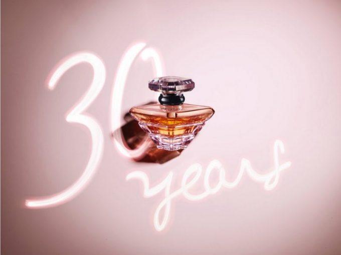 Lancôme celebrates Trésor 30th anniversary with limited edition