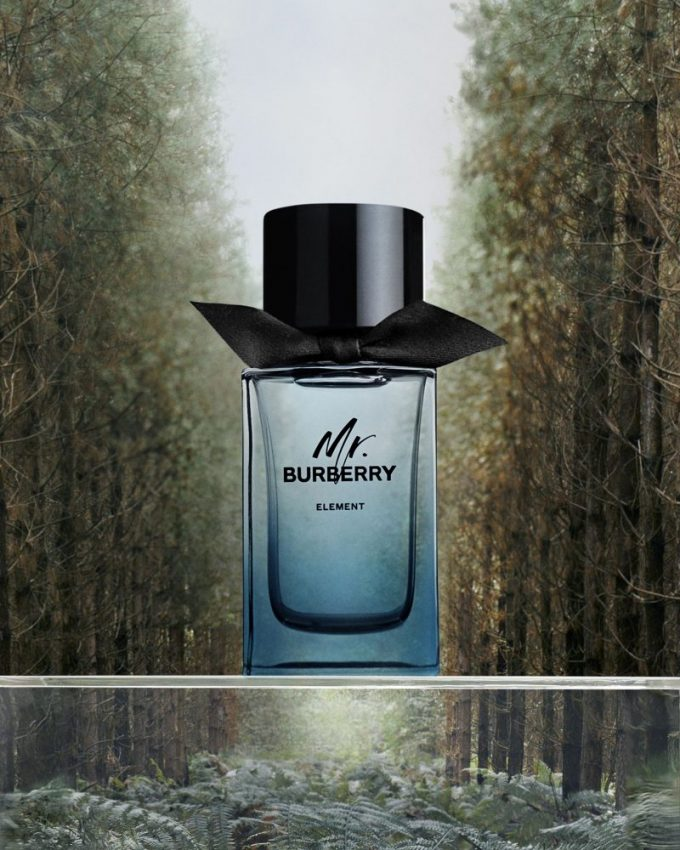 Burberry unveils a new 'modern, masculine and fresh' Mr. Burberry scent