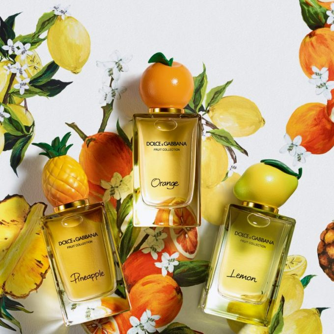 Dolce&Gabbana picks new Fruit Collection scents for launch in duty-free
