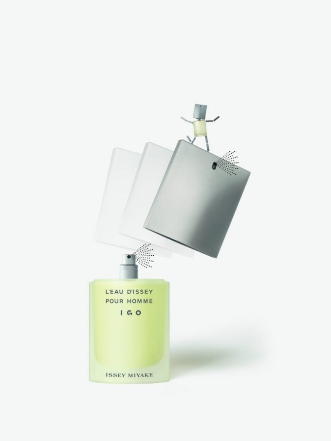 Issey Miyake debuts IGO editions of classic scents, perfect for travellers