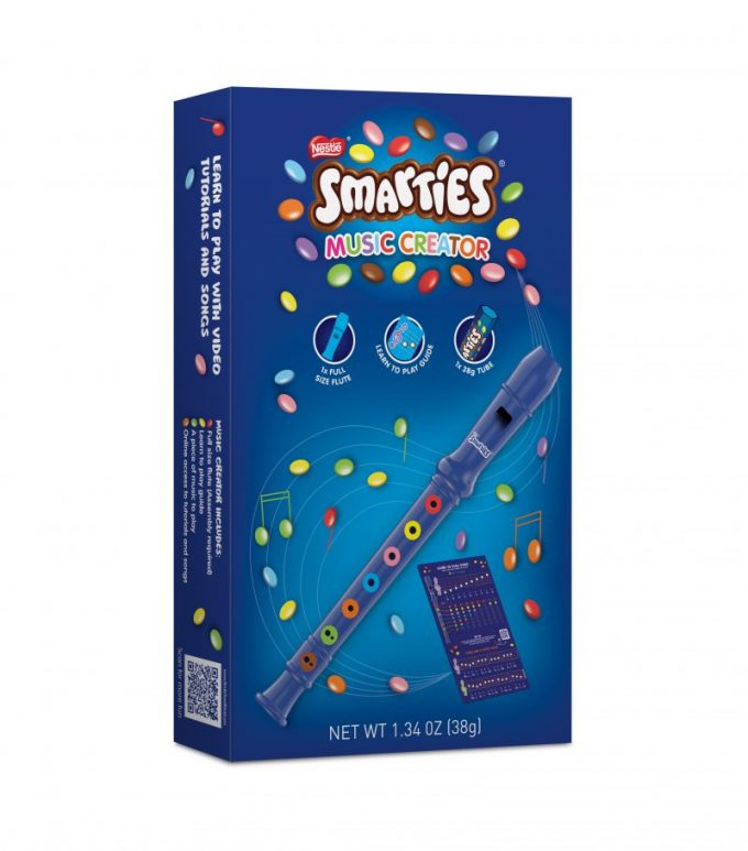 Smarties to become the first global children's confectionery brand with no single use plastic packaging