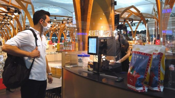 ATU Duty Free welcomes back its flying shoppers
