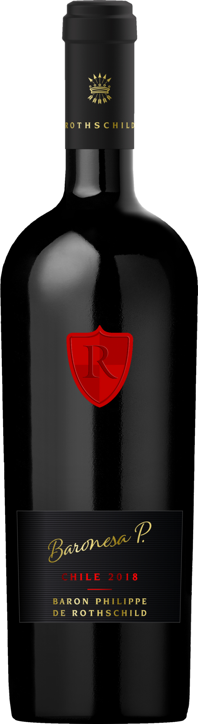 Baron Philippe de Rothschild to release highly-rated limited edition Escudo Rojo Baronesa P. into global travel retail
