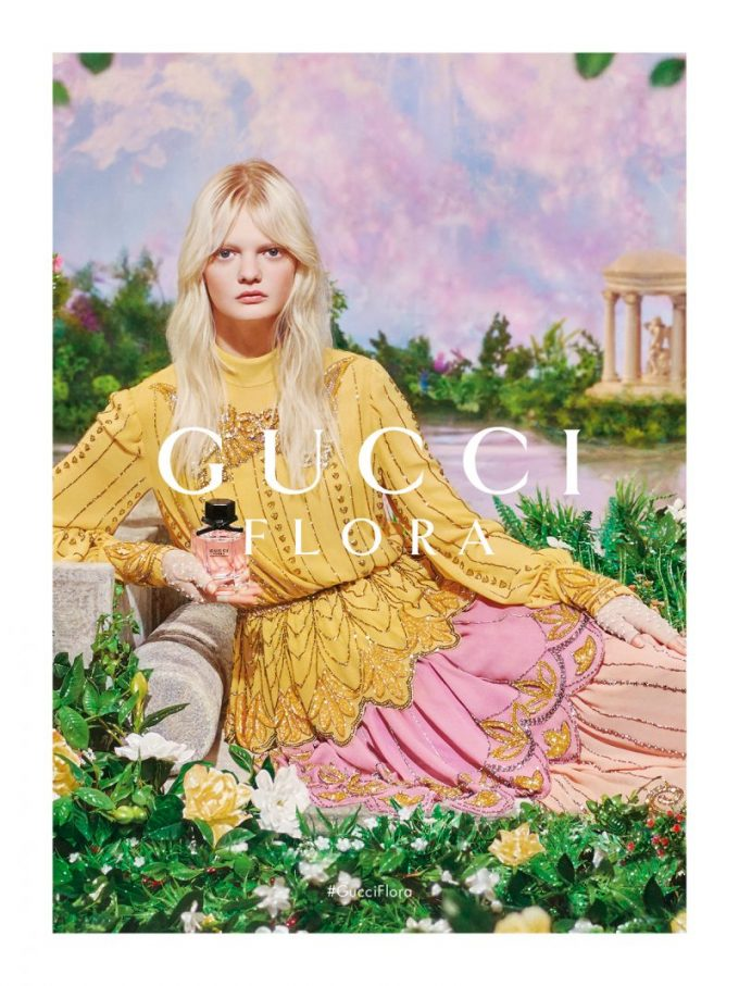 GUCCI reveals Gucci Flora Gorgeous Gardenia Limited Edition in duty-free