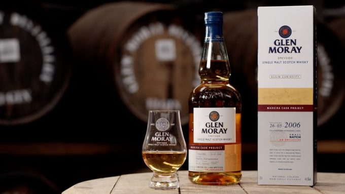 Glen Moray releases 'hidden treasure' Madeira Cask expression