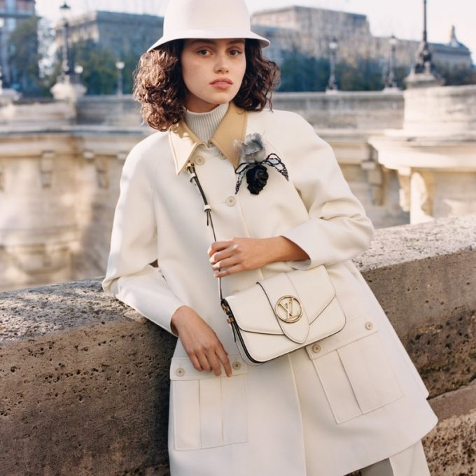Louis Vuitton's new LV Pont 9 bags debut – on Pont Neuf (where else?)