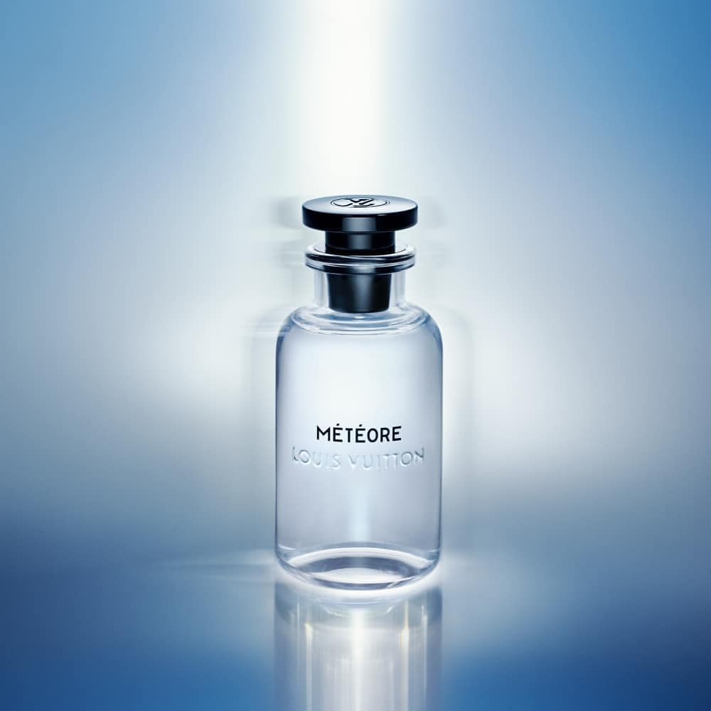 Louis Vuitton releases Météore - a fragrance that will make you want to travel