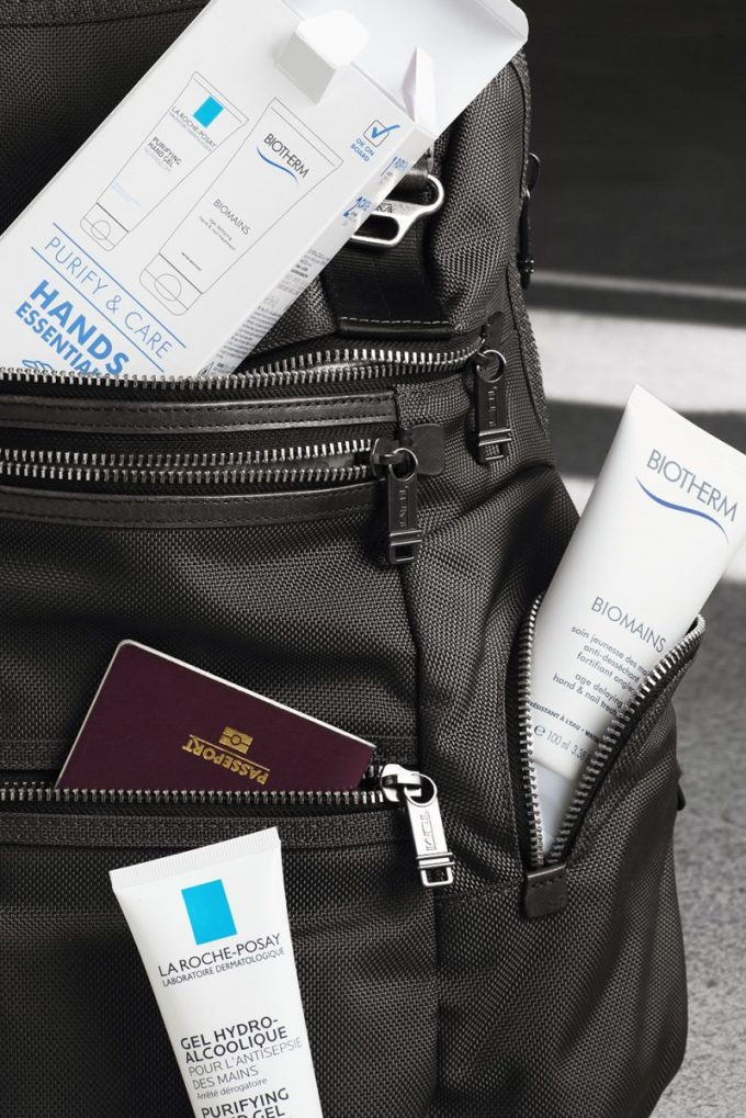 L'Oréal teams up its expert brands to keep travellers safe with 'Hands Essentials' kit