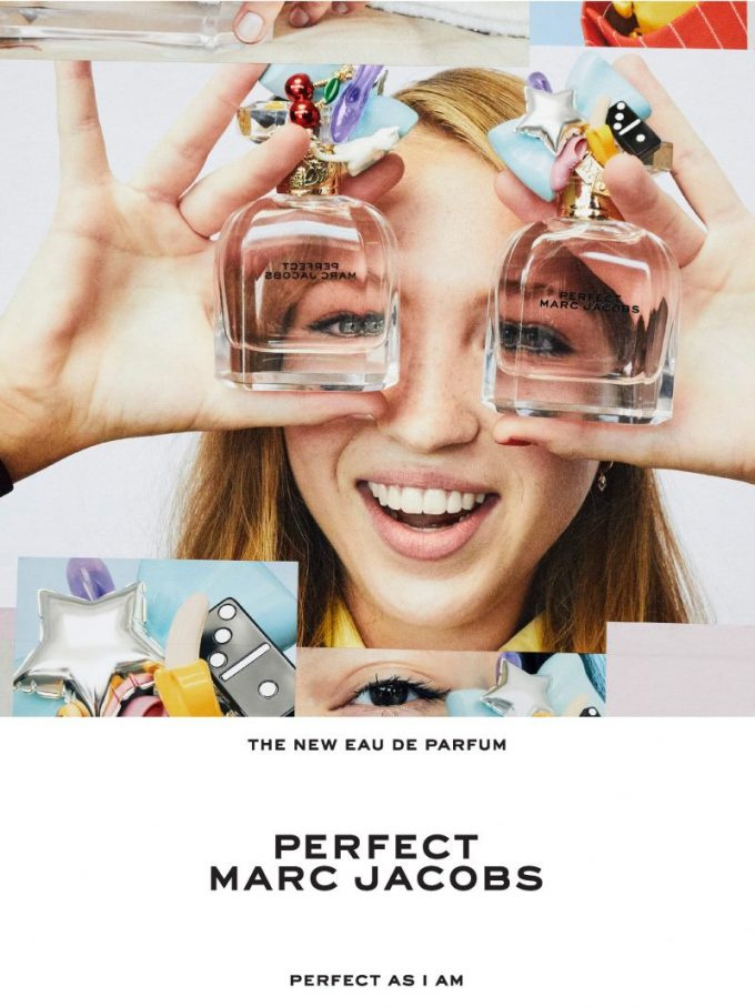 Marc Jacobs launches the 'Perfect' new perfume
