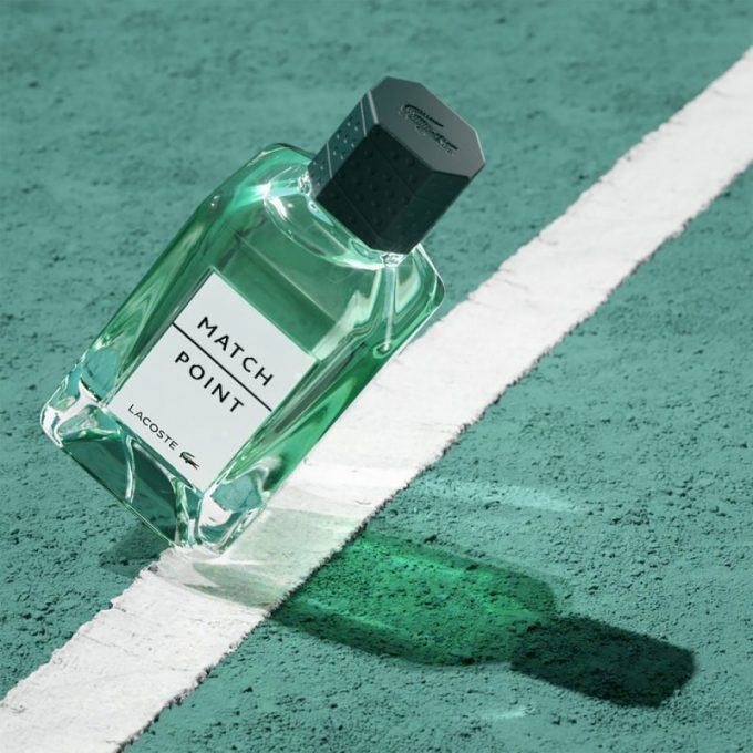 LACOSTE serves a winner with new Match Point scent