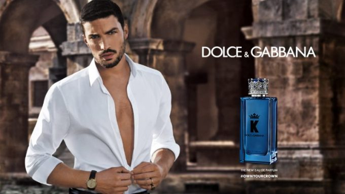 Dolce&Gabbana takes the crown with new K Eau de Parfum scent
