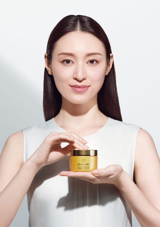 Dr.Ci:Labo unveils new look and Global Brand Ambassador