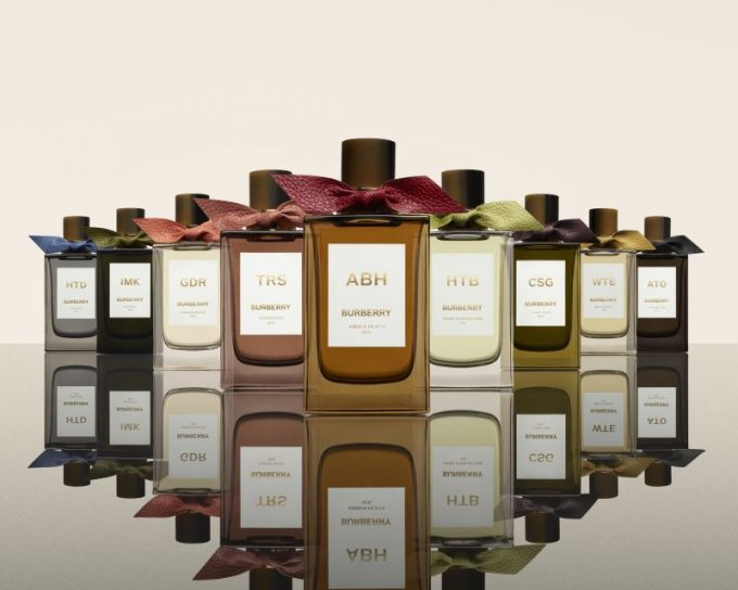 Burberry introduces Signatures collection of exclusive scents