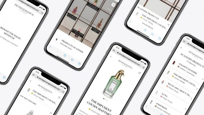 Meet AI.LICE, technology that lets you discover the smell of a fragrance before trying it