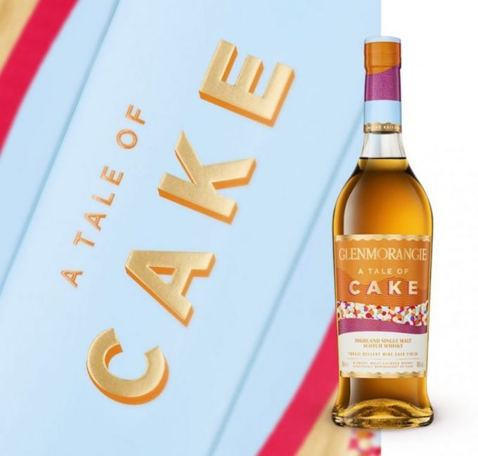 Glenmorangie launches A Tale of Cake limited edition whisky