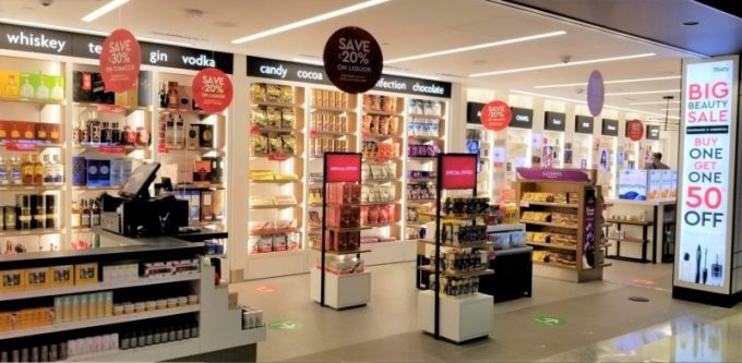 3Sixty Duty Free opens new store at Dallas Fort Worth International