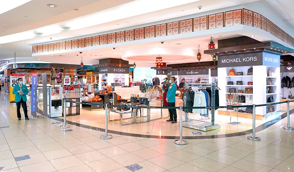 Dubai Duty Free opens pop-up fashion store with Coach, Michael Kors, MCM, Furla, Escada, Aigner, Armani and Ralph Lauren