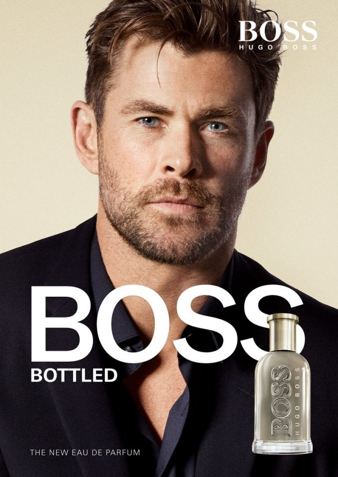 Be Your Own Man: BOSS Bottled ups the intensity