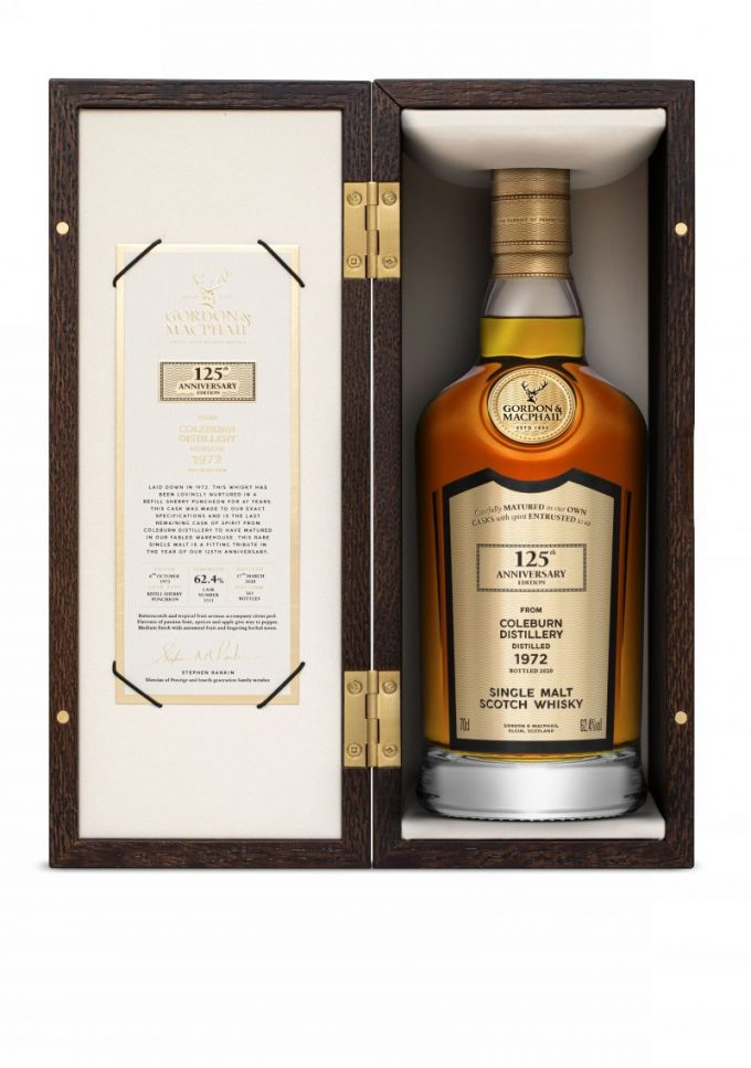 Gordon & MacPhail to release 'Last Cask' very rare single malts to celebrate 125th anniversary