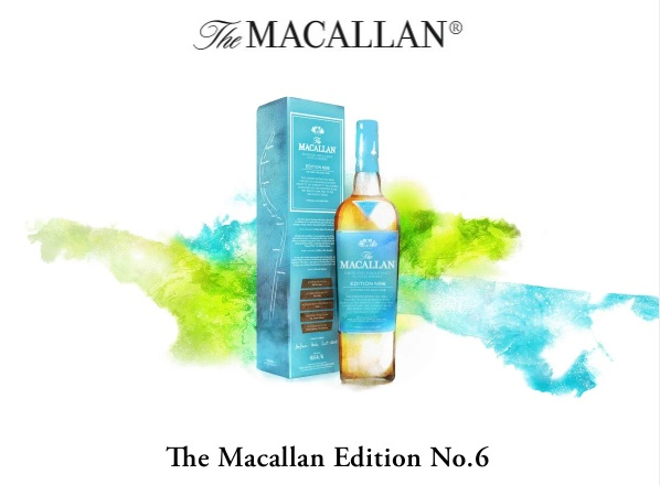 The Macallan honours the River Spey with release of Edition No.6 whisky