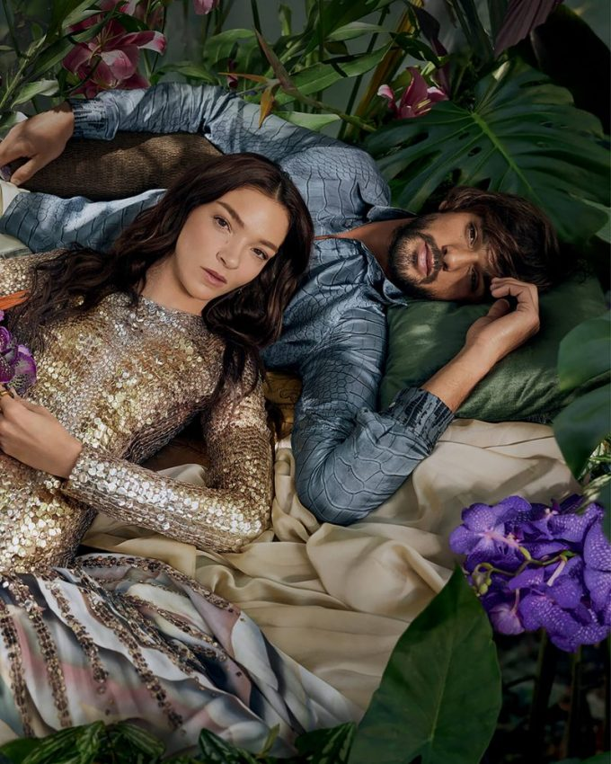 Roberto Cavalli finds Paradise in two new fragrances