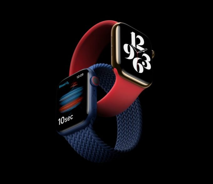 New Apple Watch Series 6 lands with extra wellness and fitness capabilities