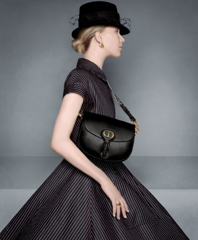 DIOR launches its new IT Bag – the Bobby