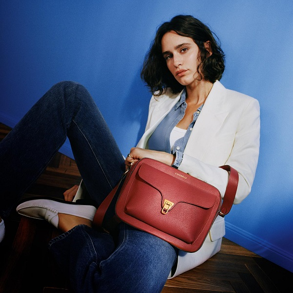 Coccinelle heads to the movies to showcase Autumn/Winter bags