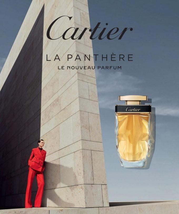 Cartier roars new life into its La Panthère Parfum