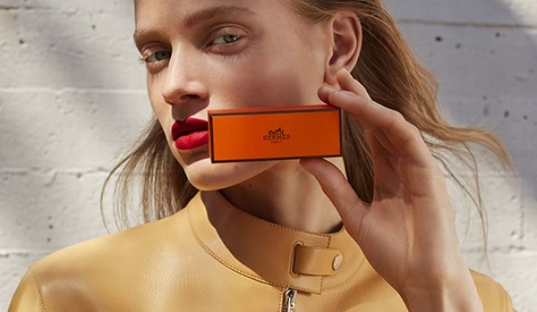 Hermès wants you to blush with pleasure