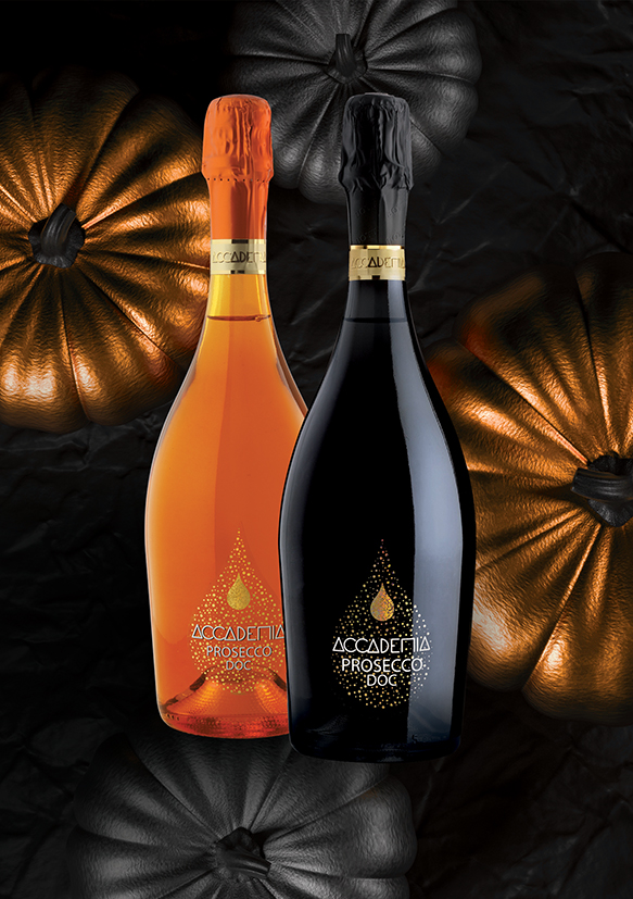 Bottega reveals Rainbow Prosecco just in time for your Halloween Party