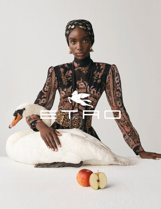 ETRO says 'We are all one' in its new campaign full of love
