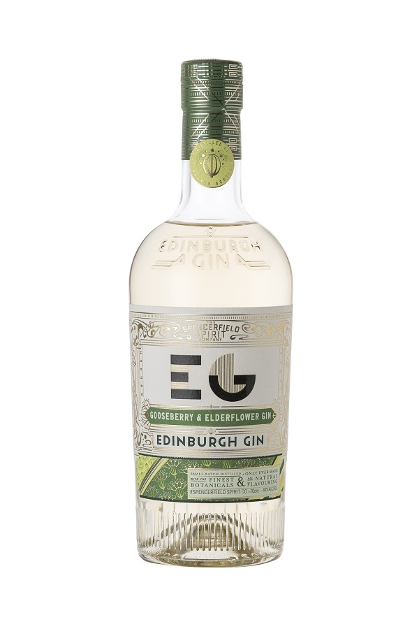 Edinburgh Gin goes to full strength for new duty-free launch