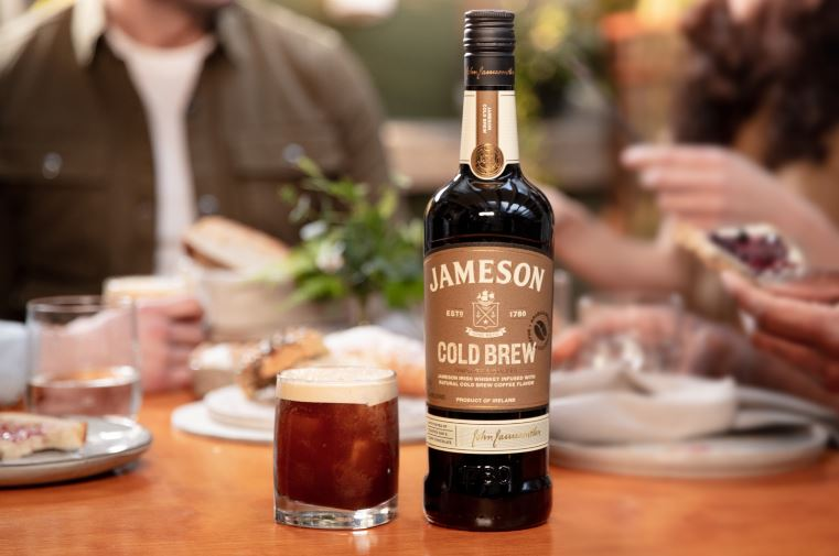 Irish Coffee reinvented as Jameson launches Cold Brew whiskey