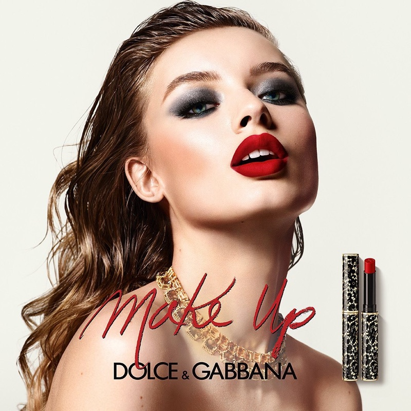 Dolce & Gabbana seduces with new Passionlips makeup line