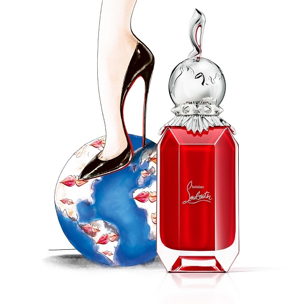Welcome to LoubiWorld: Christian Louboutin's new dream collection of fragrances