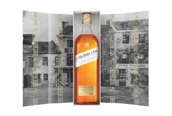 John Walker Celebratory Blend whisky