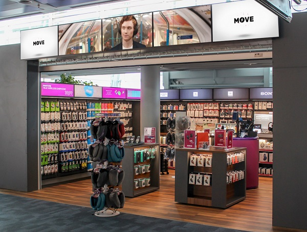 MOVE stores for tech shoppers open at two German airports