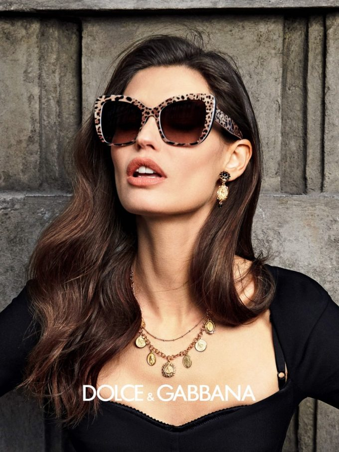 Dolce & Gabbana has eyes on glamour in its new eyewear collection