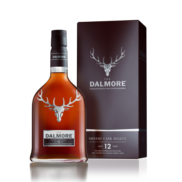 The Dalmore extends its Principal Collection with 12 Year Old Sherry Cask Select Single Malt