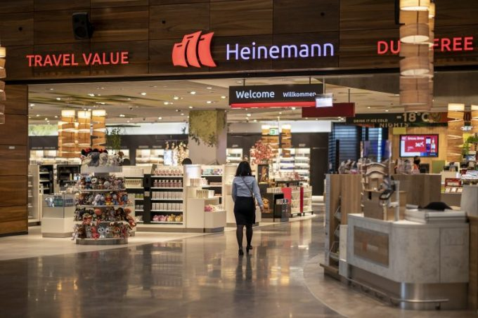 Heinemann Duty Free is a BERliner!