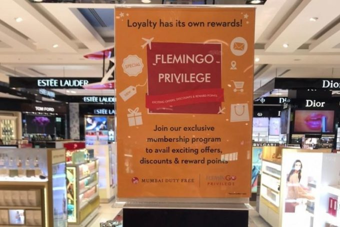 Mumbai Duty Free launches first customer loyalty scheme – Flemingo Privilege