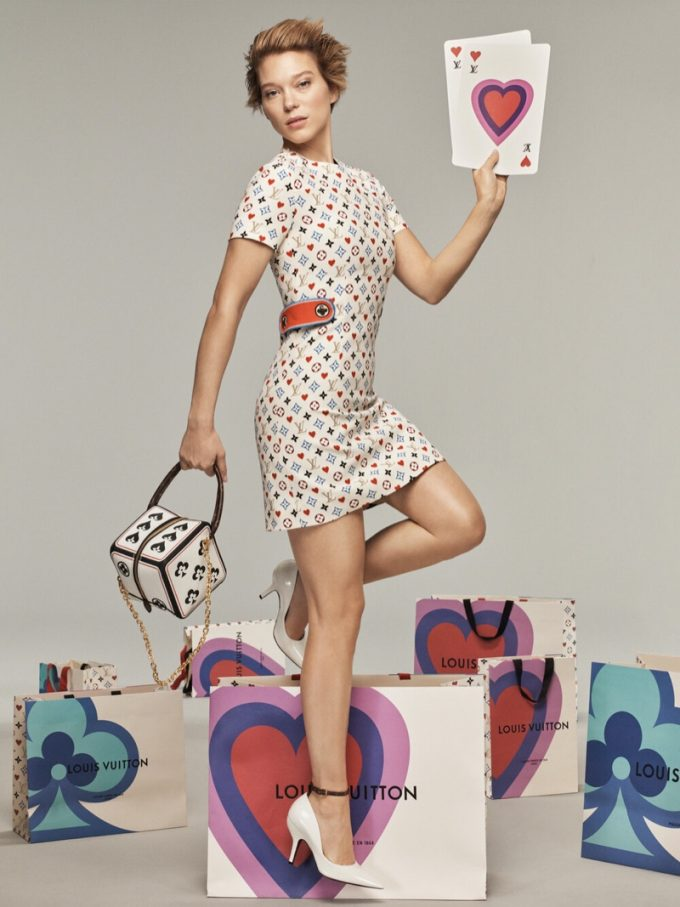 Game On! Louis Vuitton deals the cards for Cruise 2021