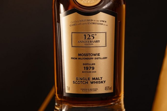 Gordon & MacPhail releases very rare 1979 Mosstowie 'last cask' single malt