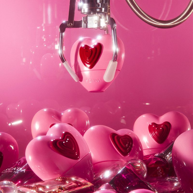 All the fun of the Fair as ESCADA launches Candy Love fragrance in duty-free