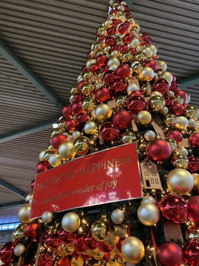 Rituals spreads joy with festive 'The Gift of Happiness' campaign at major airports