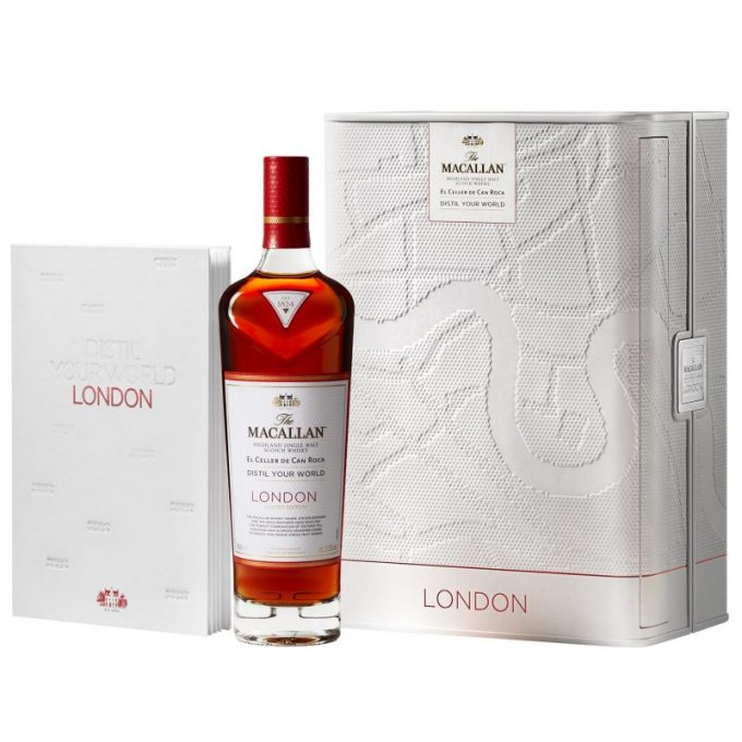 Distil Your World – The Macallan reveals new series of limited edition whiskies to honour the greatest cities