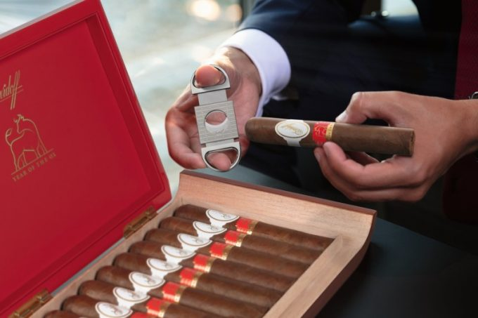 Davidoff unveils 'Year of the Ox' limited edition collection to celebrate Chinese New Year