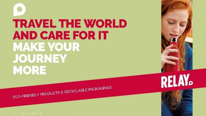 'Make your journey more' – Relay unveils new generation of Travel Essentials stores at airports