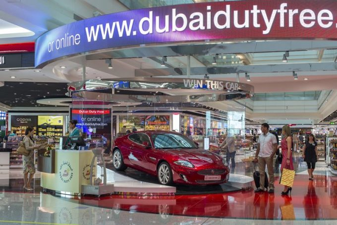 Dubai Duty Free marks 37th Anniversary with a 25% Pre-Christmas Sale